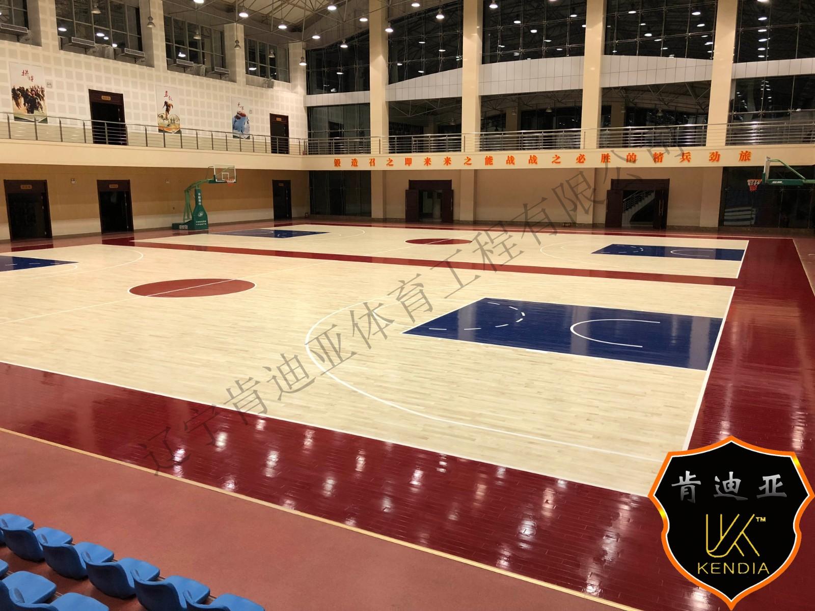 运动木地板的龙8国际平台入口